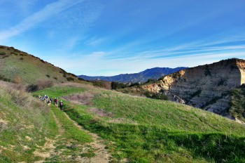 Limestone Canyon Nature Preserve